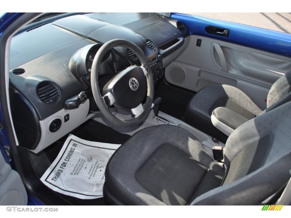 2001 Volkswagen New Beetle Gls Coupe Interior Photo 53748642