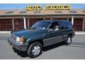 1994 Everglade Green Pearl Jeep Grand Cherokee Laredo 4x4  photo #1