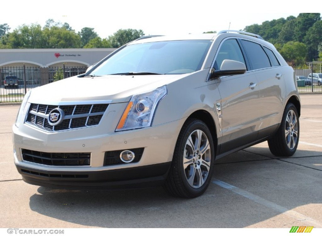 2012 Gold Mist Metallic Cadillac Srx Performance 53671952 Car Color Galleries