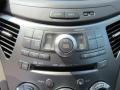 2011 Subaru Tribeca Slate Gray Interior Audio System Photo