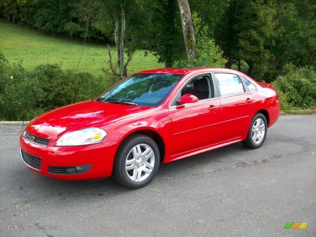 Image Gallery 2011 Impala Red