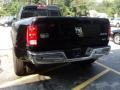 Black - Ram 3500 HD Laramie Longhorn Crew Cab 4x4 Dually Photo No. 4