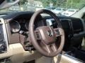 2012 Ram 3500 HD Laramie Longhorn Crew Cab 4x4 Dually Steering Wheel