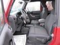 Black Interior Photo for 2012 Jeep Wrangler #53779730