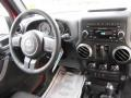 2012 Deep Cherry Red Crystal Pearl Jeep Wrangler Sport S 4x4  photo #10