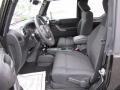 Black Interior Photo for 2012 Jeep Wrangler #53779909