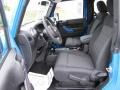 Black Interior Photo for 2012 Jeep Wrangler #53780056