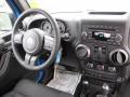 Black Dashboard Photo for 2012 Jeep Wrangler #53780095