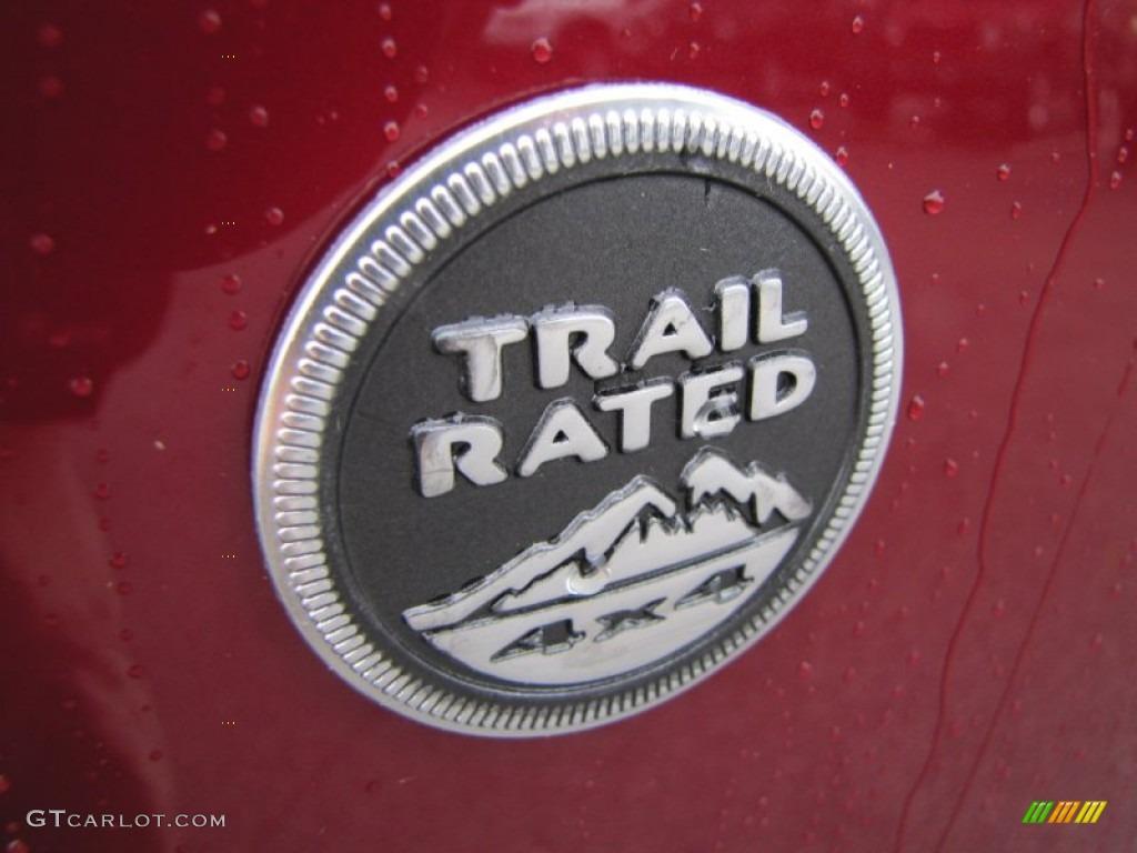 2012 Wrangler Sport S 4x4 - Deep Cherry Red Crystal Pearl / Black photo #6