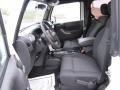 Black Interior Photo for 2012 Jeep Wrangler #53780365