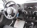 Black Dashboard Photo for 2012 Jeep Wrangler #53780398