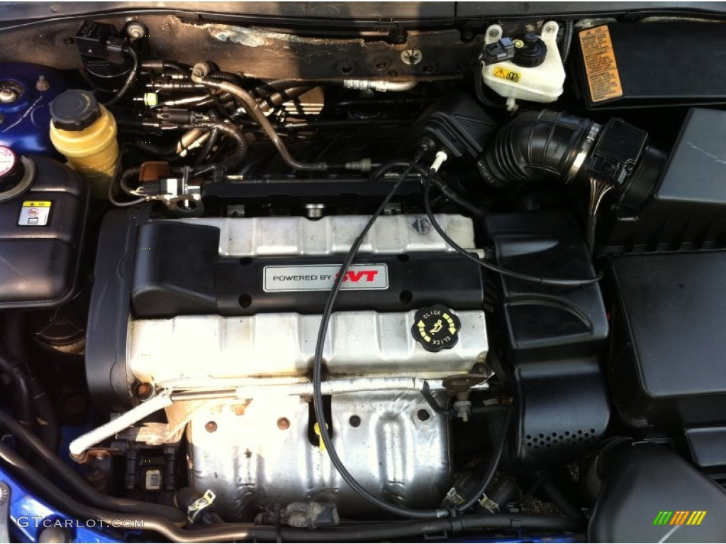 2002 ford focus svt coupe engine photos 2 0 liter svt dohc 16 valve
