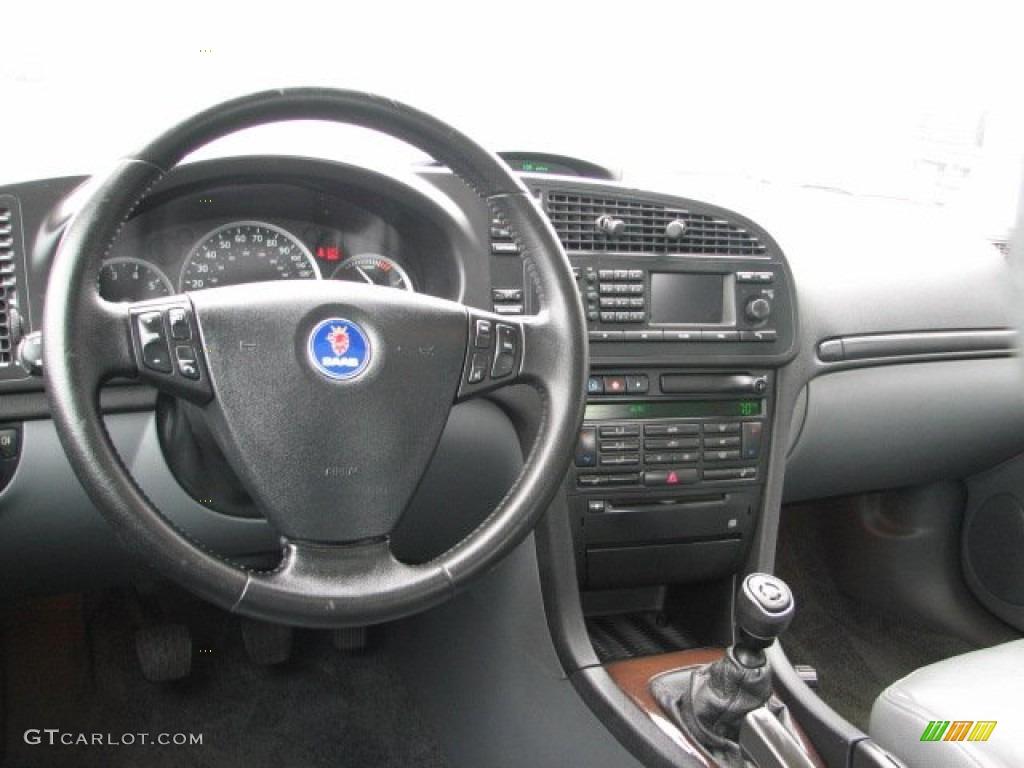 saab 2003 interior