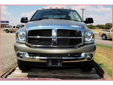 2007 Dodge Ram 3500 Lone Star Quad Cab 4x4 Data, Info and Specs
