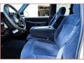 Blue 1999 Chevrolet Silverado 1500 Interiors
