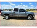 2006 Graystone Metallic Chevrolet Silverado 1500 Z71 Crew Cab 4x4  photo #10
