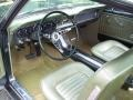 1965 Ford Mustang Ivy Gold Interior Prime Interior Photo