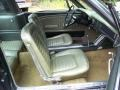 1965 Ford Mustang Ivy Gold Interior Interior Photo