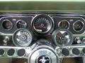 1965 Ford Mustang Ivy Gold Interior Gauges Photo