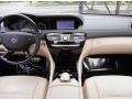 Dashboard of 2010 CL 550 4Matic