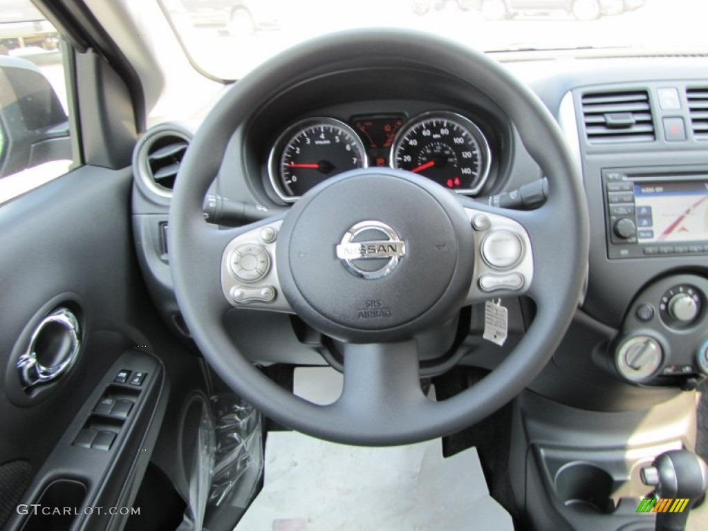 2012 nissan versa 16 sl sedan charcoal steering wheel photo 2012 nissan versa 16 sl sedan charcoal steering wheel photo 53803681 vanachro Images