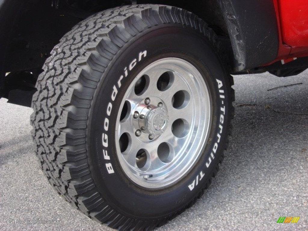 Tacoma Custom Wheels 4x4 Custom Wheels Photos