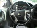 Ebony Steering Wheel Photo for 2008 Chevrolet Silverado 1500 #53812126