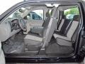 Dark Titanium Interior Photo for 2008 Chevrolet Silverado 1500 #53812390