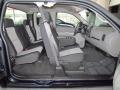 Dark Titanium Interior Photo for 2008 Chevrolet Silverado 1500 #53812402