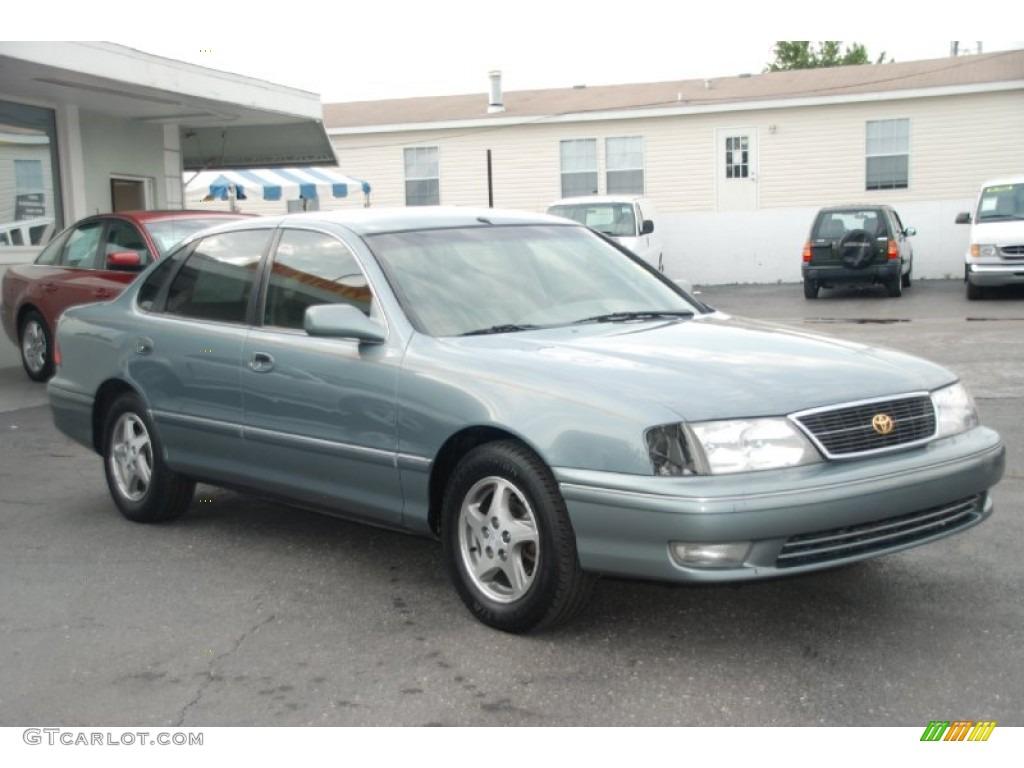 1998 Silver Spruce Metallic Toyota Avalon Xls 53811296