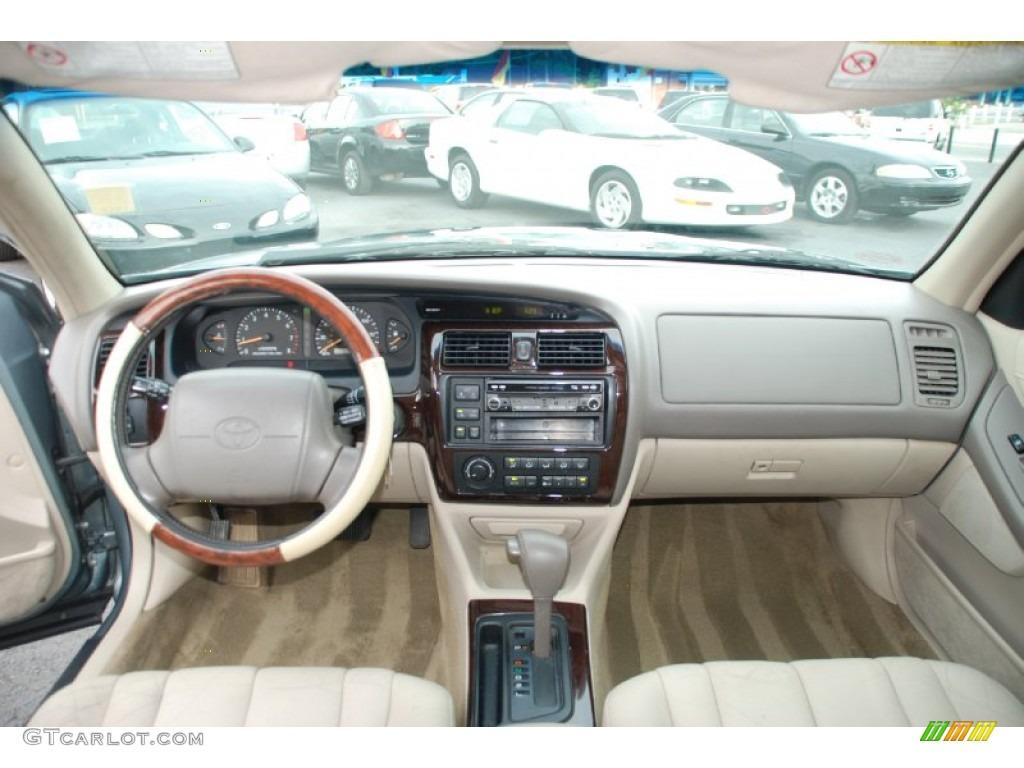 1998 Silver Spruce Metallic Toyota Avalon Xls 53811296 Photo 10 Car Color