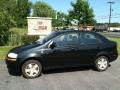 Black - Aveo LS Sedan Photo No. 1