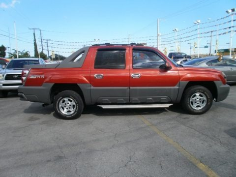 2002 Chevrolet Avalanche Z66 Data Info and Specs  GTCarLotcom