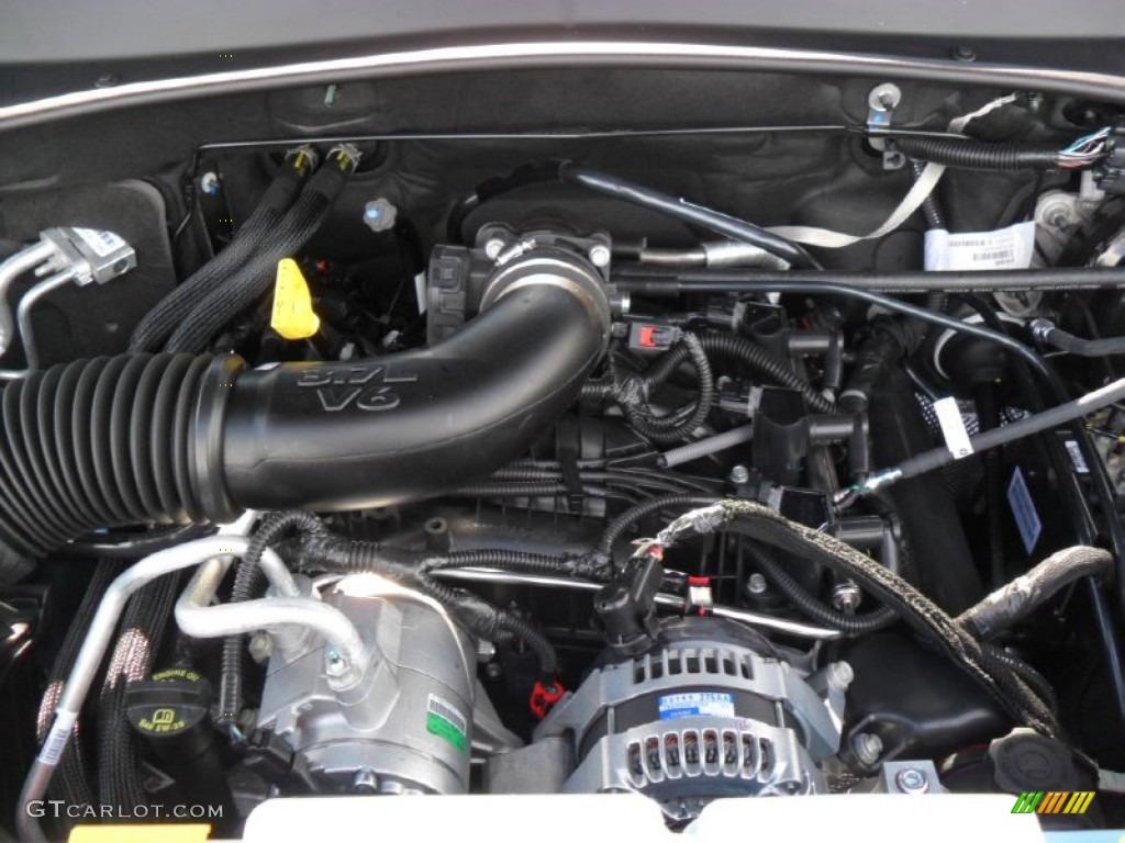 2012 jeep liberty jet 3 7 liter sohc 12 valve v6 engine photo 53836933. Black Bedroom Furniture Sets. Home Design Ideas