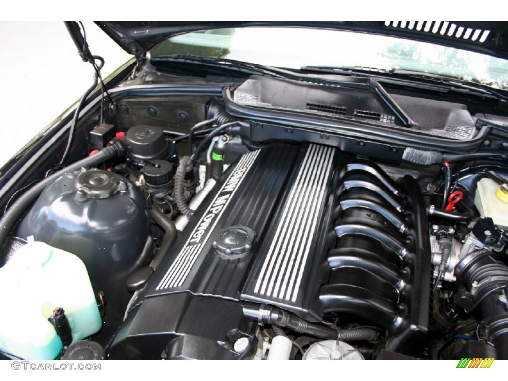E36 S50 Motor Low Miles And Transmission