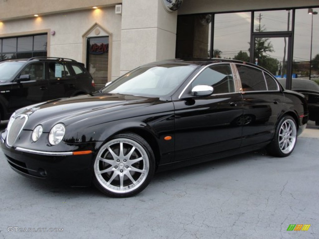 2007 Jaguar s Type r 2007 Jaguar s Type 3 0 Custom