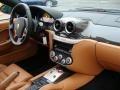 2008 Ferrari 599 GTB Fiorano Cuoio Interior Dashboard Photo