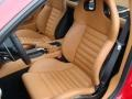 2008 Ferrari 599 GTB Fiorano Cuoio Interior Interior Photo