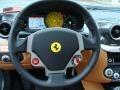 2008 Ferrari 599 GTB Fiorano Cuoio Interior Steering Wheel Photo
