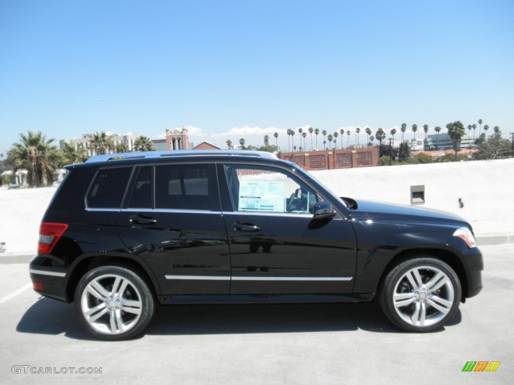 Black 2012 mercedes benz glk 350 exterior photo 53846790 for Mercedes benz glk 2012