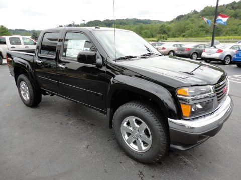 2012 gmc canyon sle crew cab 4x4 data info and specs. Black Bedroom Furniture Sets. Home Design Ideas