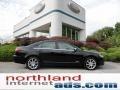 2008 Black Lincoln MKZ AWD Sedan  photo #1