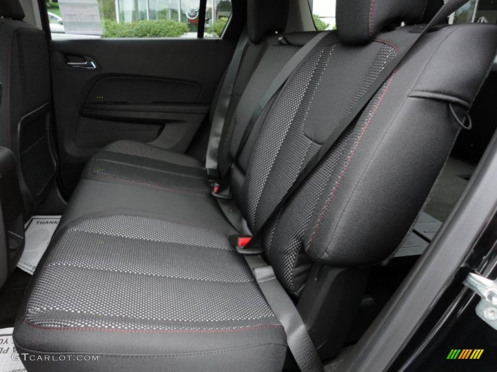 Jet Black Interior 2012 Gmc Terrain Sle Awd Photo 53849133