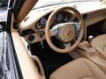 Sand Beige Interior Photo for 2007 Porsche 911 #53850414