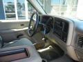 2002 Light Pewter Metallic Chevrolet Silverado 1500 LS Extended Cab  photo #6