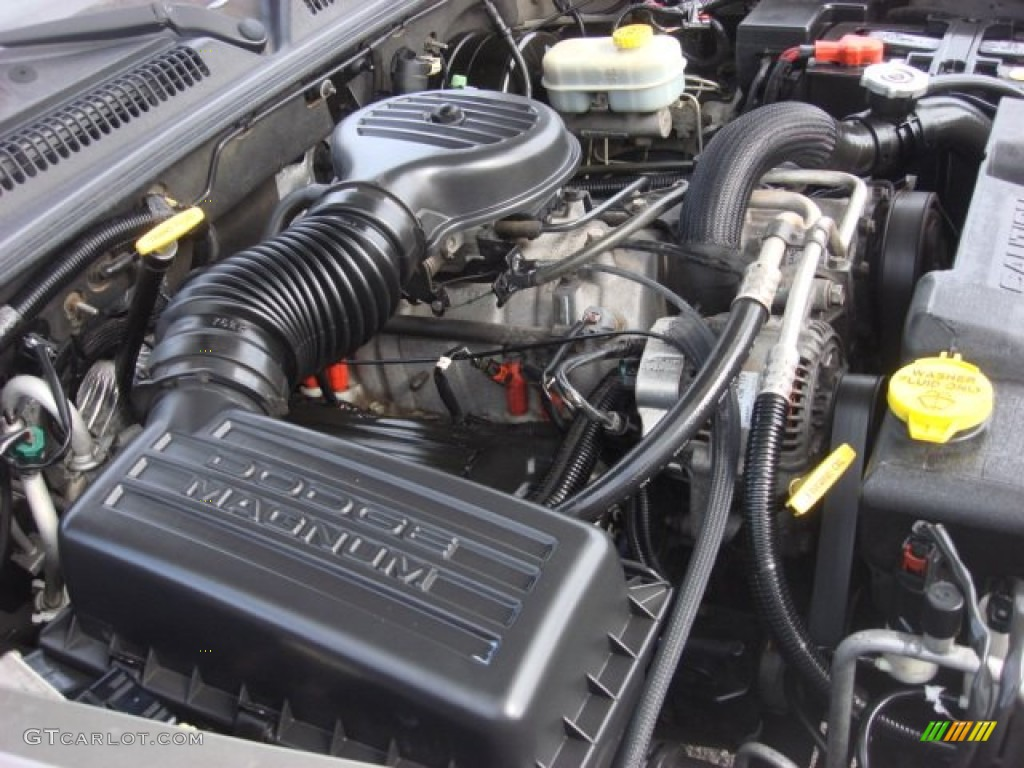 2000 Dodge Dakota V8 Engine Diagram Archive Of Automotive Wiring Durango Slt 5 9 Liter Ohv 16 Valve Photo Rh Gtcarlot Com