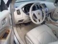 2011 Glacier White Pearl Nissan Murano CrossCabriolet AWD  photo #6