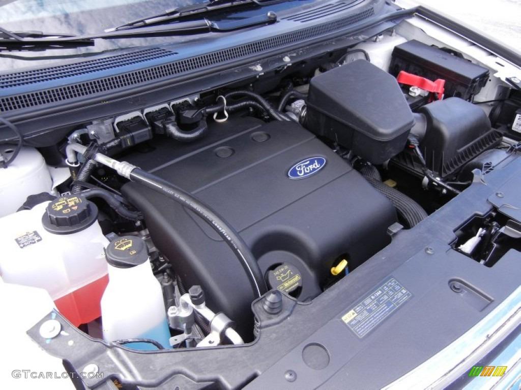 2008 Ford Edge Transmission >> 2012 Ford Edge Limited 3.5 Liter DOHC 24-Valve TiVCT V6 ...