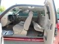 Neutral 2006 GMC Sierra 1500 Interiors