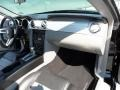 Charcoal Black/Dove Dashboard Photo for 2008 Ford Mustang #53870491